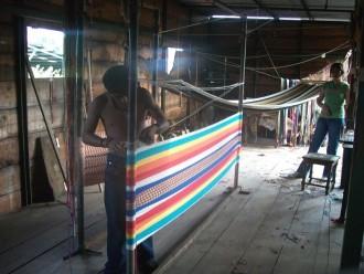 Hamac NICARAGUA XL Écru