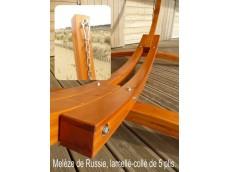 Support de hamac bois Latino relax