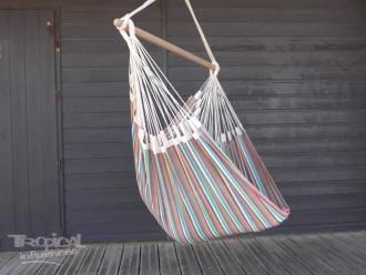 hamac chaise multicouleur