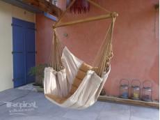 fauteuil hamac luxe