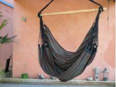 hamac chaise noire