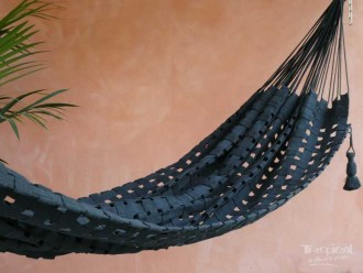 Hamac brésilien Jacaru noir