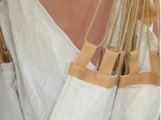 hamac chaise beige