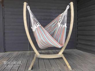 hamac chaise multicolor
