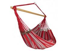 hamac chaise xxl rouge