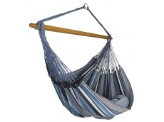 hamac chaise XXL bleu