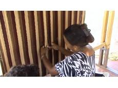Tissage hamac Wayuu
