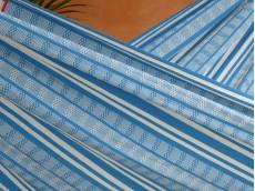 toile hamac turquoise