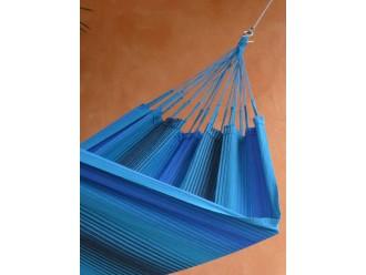 hamac bleu tropical