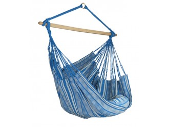 Chaise Hamac POLIGONO Turquoise