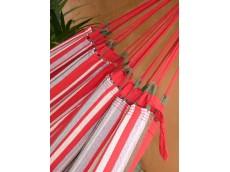 hamac rouge artisanal