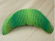coussin hamac vert