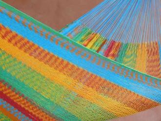 Hamac Akumal multicolor C