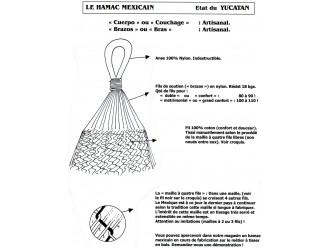 Maille Hamac du Yucatan