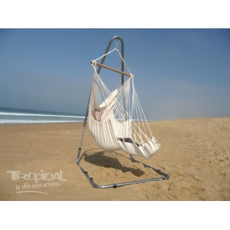 Rallonge hamac-chaise écru