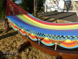Hamac Nicaragua XL Arco Iris