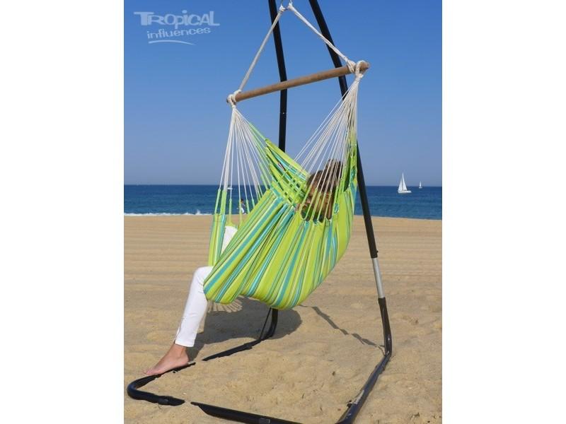 support hamac chaise soledad hamac chaise bogota mojito. Black Bedroom Furniture Sets. Home Design Ideas