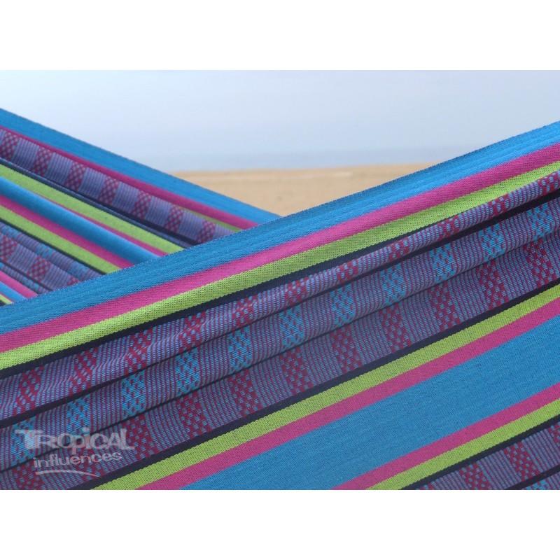 hamac caribe l poligono bleu hamac design. Black Bedroom Furniture Sets. Home Design Ideas