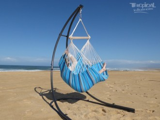 Support Chaise Lunatta avec Caribena Swim Swing