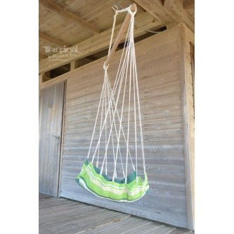 Rallonge hamac-chaise Mariposita 3 verts