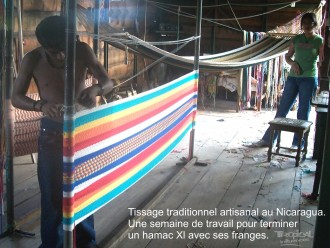Hamac NICARAGUA XL Marron