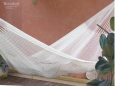Hamac mexicain nylon ecru