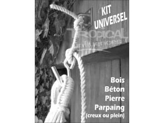 KIT universel tous matériaux