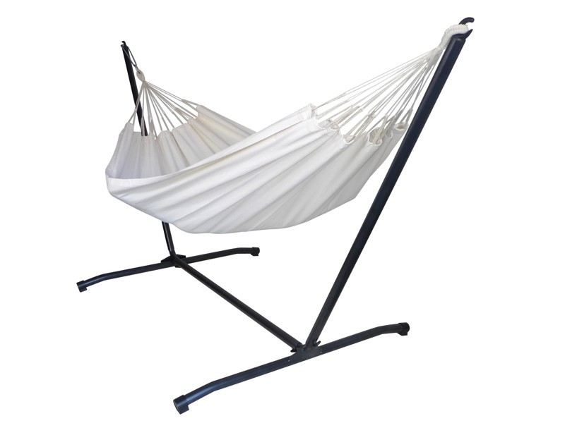 support hamac inka l avec hamac cru tropical influences. Black Bedroom Furniture Sets. Home Design Ideas