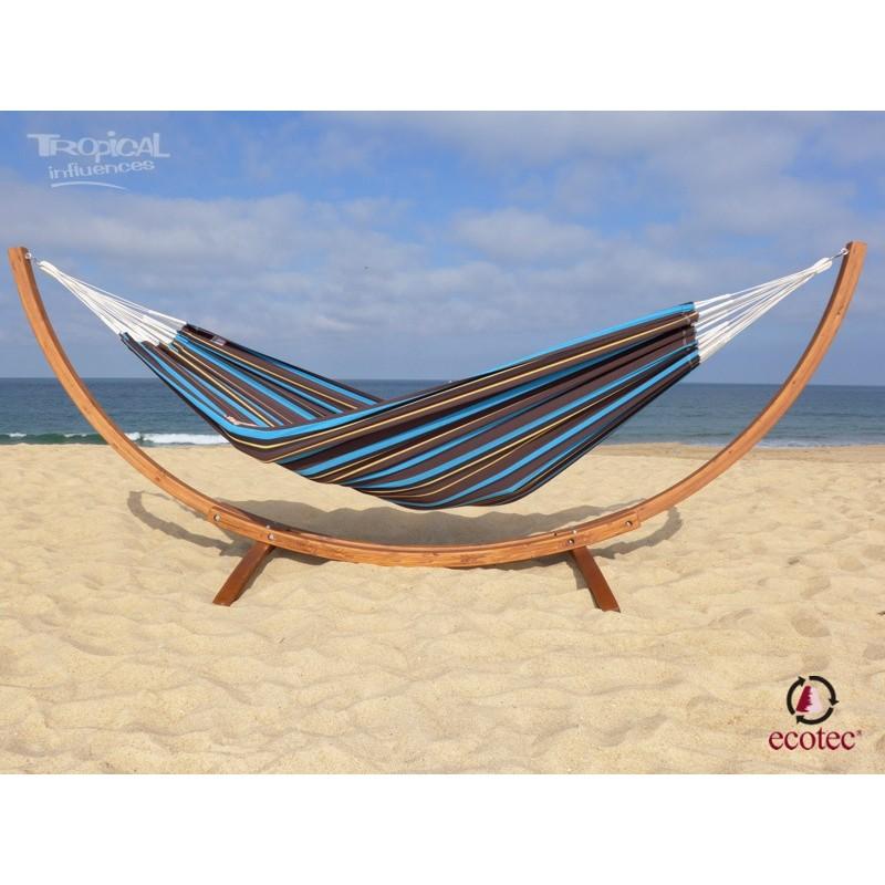 hamac sur pied latino relax xl avec hamac caribe xl. Black Bedroom Furniture Sets. Home Design Ideas