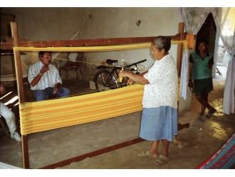 Tissage du Hamac du Mexique Extra Familial