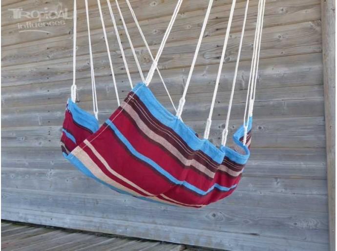 Rallonge hamac-chaise Poligono bleu