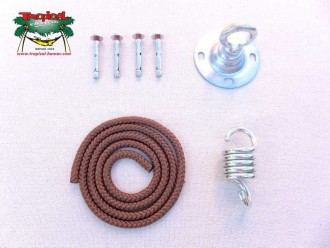POWER HOOK BETON. Crochet articulé pour hamac-chaise.