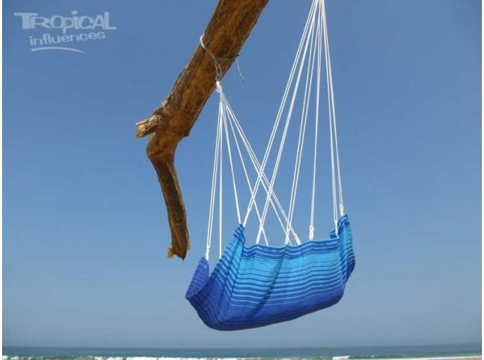 Rallonge hamac-chaise Mariposita 3 bleus
