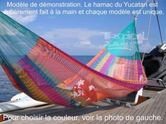 Hamac TICLA XXL Multicolor 28