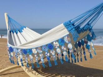 Hamac Maranguape Bleu
