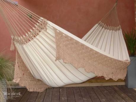 Hamac coton naturel