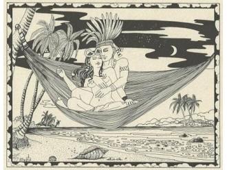 amour dans un hamac
