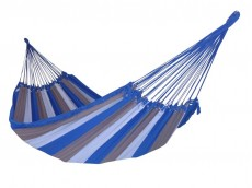 Hamac bleu king size