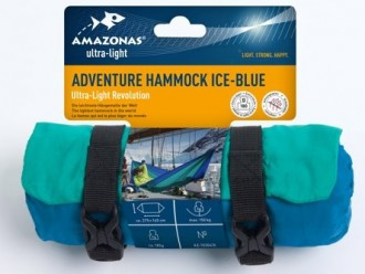 Adventure traveler bleu