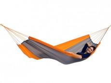 Silk Traveler Orange Gris