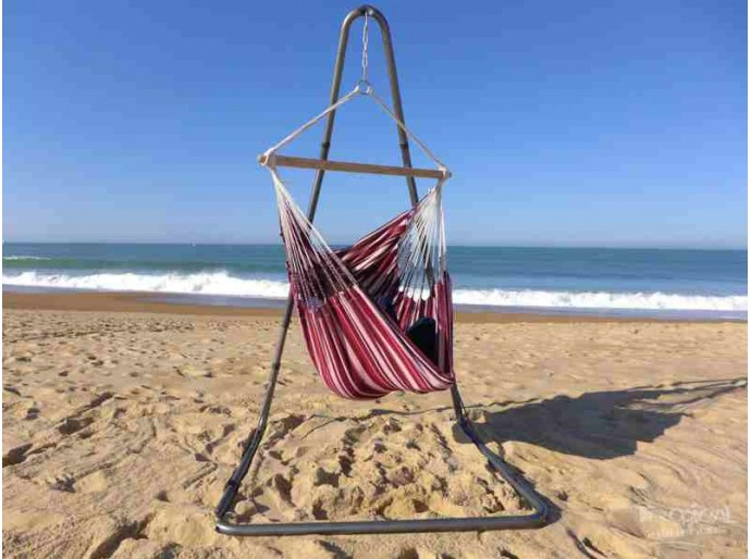 Hamac chaise avec support Soledad Teatro