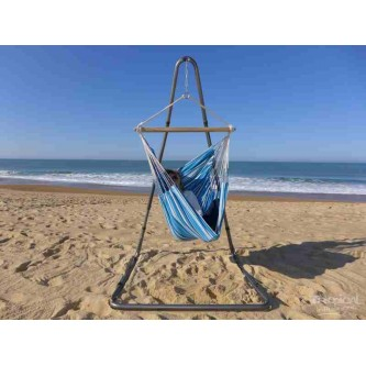 Hamac chaise avec support Soledad Abysses