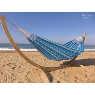 Hamac avec support Maya Relax XL Abysses