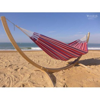 Hamac avec support Maya Relax XL Royal Candy