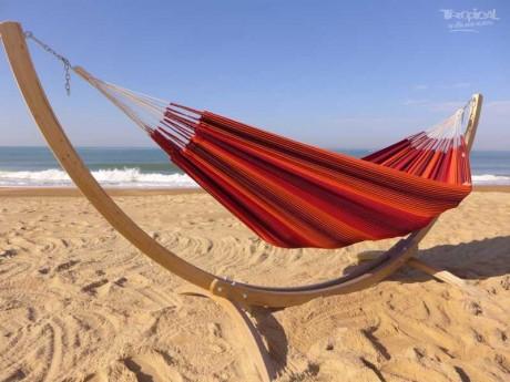 Support hamac Maya Relax XL + Mariposa XL Barbacoa