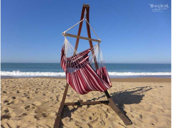 Support hamac chaise Mélèze Teatro