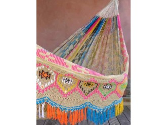 Hamac WAYUU double face