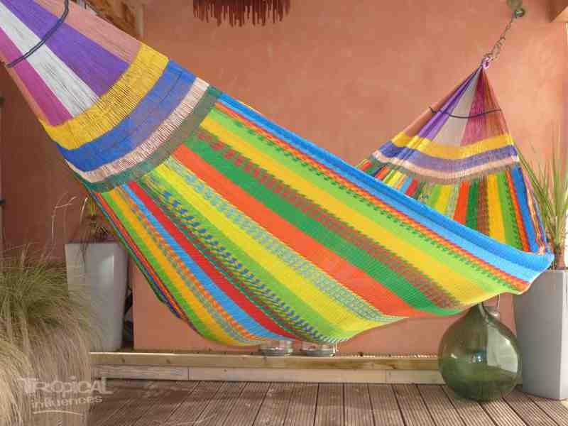 Hamac mexicain 09 couleur