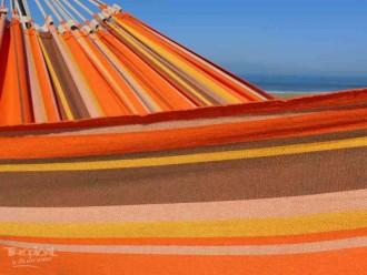 toile Hamac duo orange