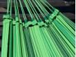 hamac sur support vert